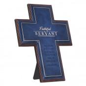 坐枱十字架
